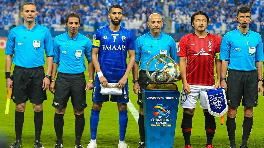 أوراوا ريدز الهلال دوري أبطال آسيا 2019   دوري بلس