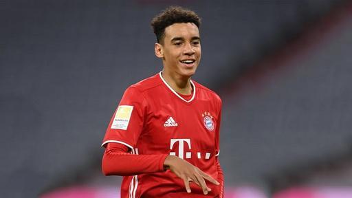خبر من هو جمال موسيالا أصغر لاعب يسجل لبايرن ميونيخ في الدوري الألمان دوري بلس