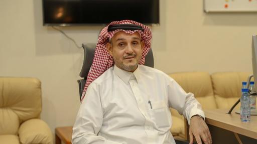 Image result for موسى الموسى مرشح رئاسة الهلال  2019